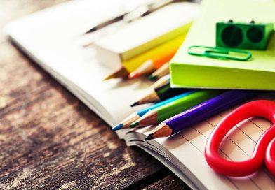 Fournitures scolaires 2020-2021