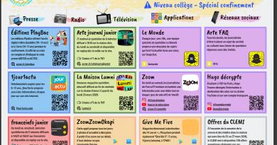 Soyons curieux: sites d'infos pour nos jeunes